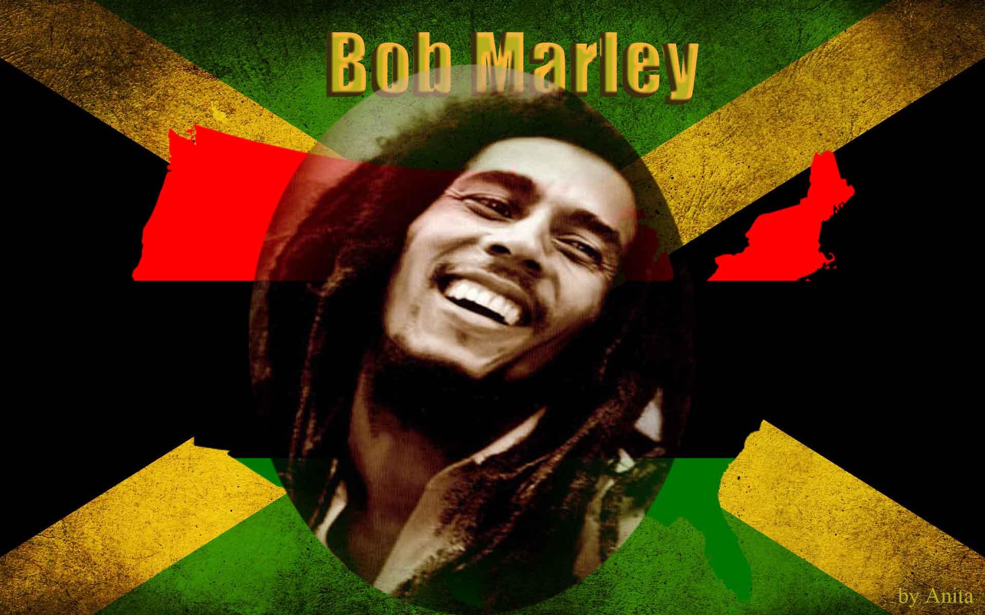 Bob Marley Reggae Rastafari