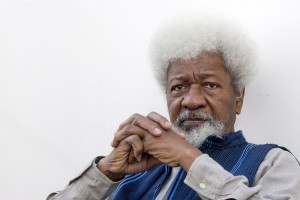 Whole Soyinka.