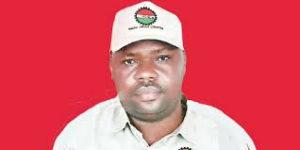 Comrade Williams Akporeha(Chairman, ULC, Delta State)