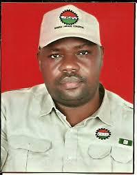 The Chairman, Nigeria Labour Congress (NLC), Delta State Council, Comrade Williams Akporeha